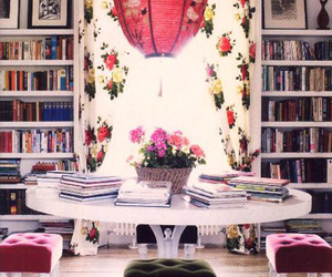 floral, interior, and home image