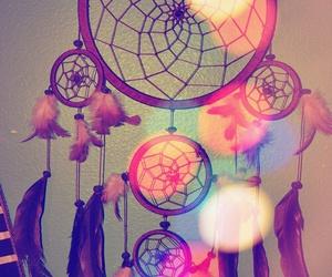 Dream and dreamcatcher image
