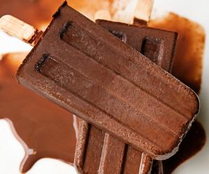 chocolate, fudge, and pop image