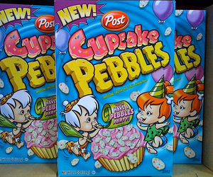 cereal and cupcake pebbles image