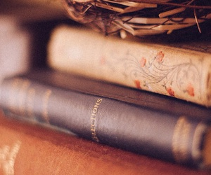 books, literature, and reading image