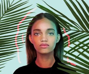 aesthetic, girl, and art image