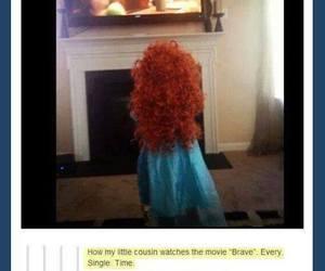 disney, tumblr, and brave image