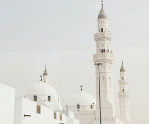 islam and white image