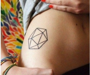 geometric, hipster, and indie image