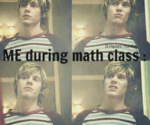 funny, tate langdon, and american horror story image