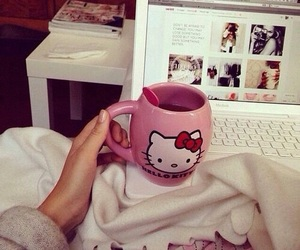 mug, tea, and comfy image