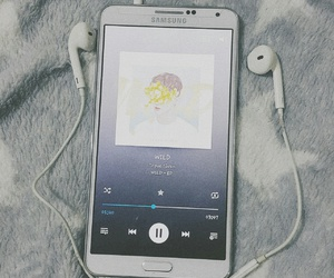 music, phone, and troye sivan image