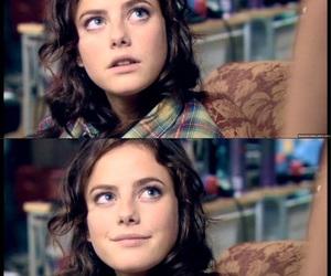 hairstyles, KAYA SCODELARIO, and blue eyes image