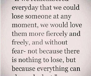 fear, without, and love image