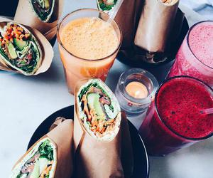 food, healthy, and drink image