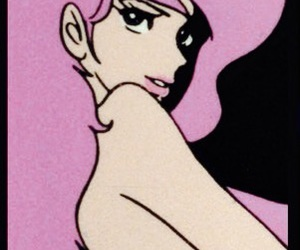 cool, pink, and lupin image
