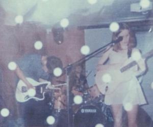 band, dot, and girly image