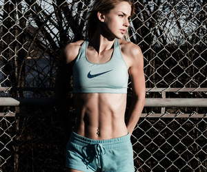 nike, fit, and fitness image