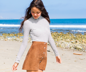 beach, style, and turtleneck image