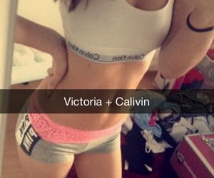 Calvin Klein, victorias secret, and beautyful image