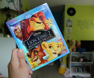 disney and lion king 2 image