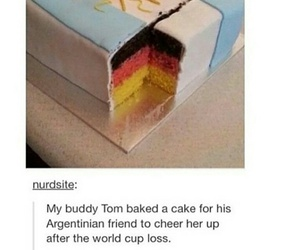 funny, germany, and argentina image