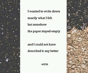 empty, feel, and flowers image