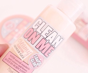 cosmetics, girly, and pastel image
