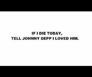 actor, johnny depp, and quote image