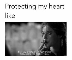 girls, teens, and heart image