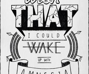 5sos, amnesia, and 5 seconds of summer image