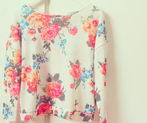 fashion, girly, and floral image