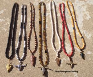 beach, beads, and boho image