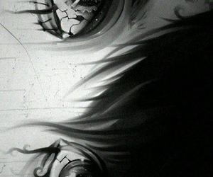 anime, art, and eyes image