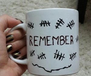 cup and remember image
