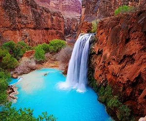 amazing, place to go, and blue image