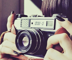 camera, old fashion, and photo image