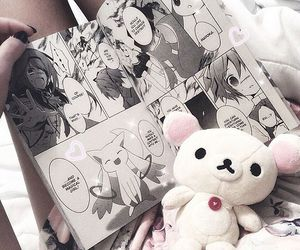 kawaii, manga, and plush image