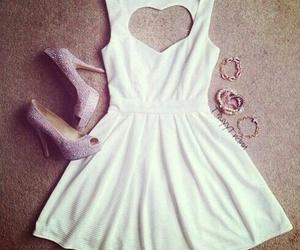 beautiful, dress, and girls image