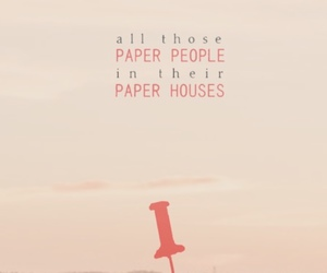 wallpaper, background, and paper towns image