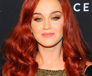 katy perry and new hair style image