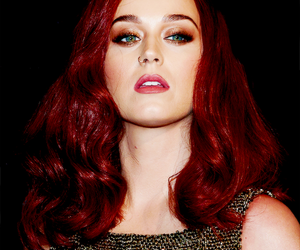katy perry, beautiful, and ginger image