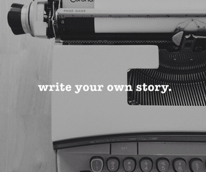 story, write, and quote image