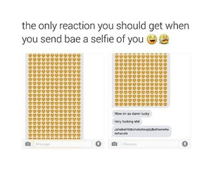 Relationship, text, and bae image