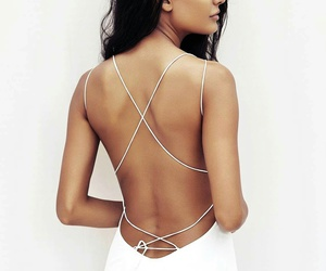 back, beauty, and bollywood image
