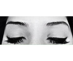 eyelashes, eyes, and ojos  image