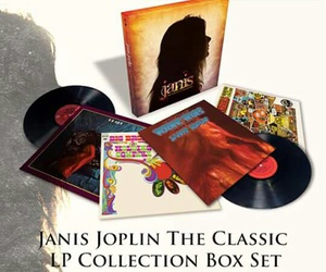 collection, music, and janis joplin image