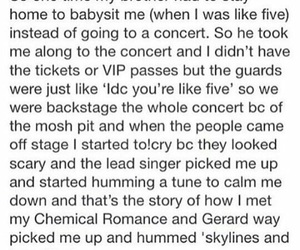 my chemical romance and gerard way image