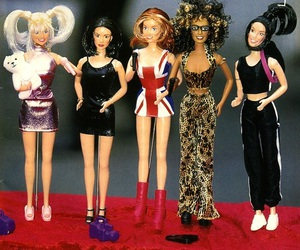 dolls and spice girls image
