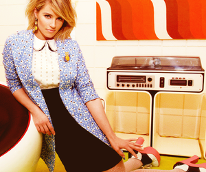 dianna agron and girl image