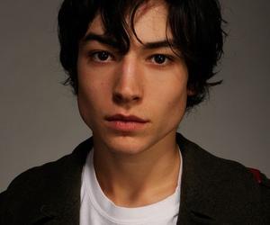 ezra miller, boy, and actor image