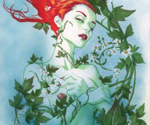 poison ivy and red hair image