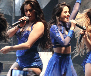 5h, lauren jauregui, and camila cabello image