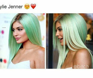 hair and kylie image